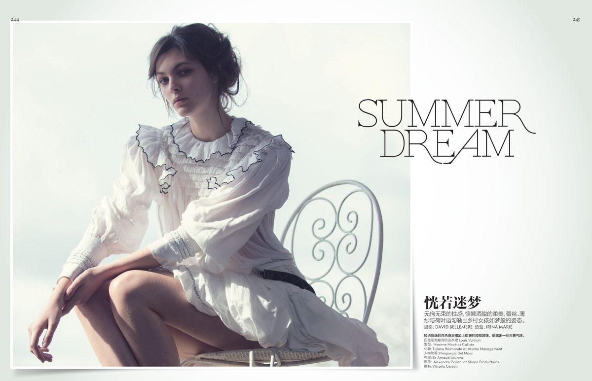 Vogue China — David Bellemere